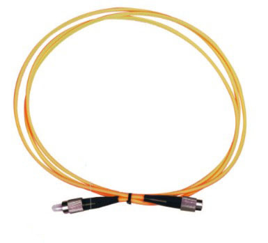 Durable SM / MM FC FC Patch Cord , 2M 3M Corning Fiber Optic Jumper Cables